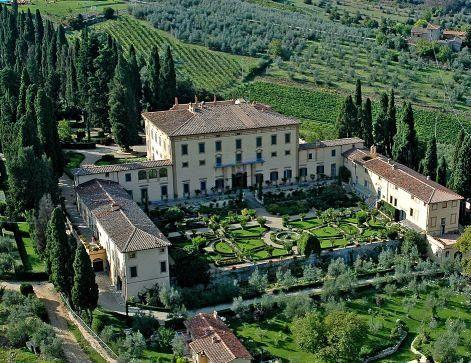 Villa La Gallina Firenze