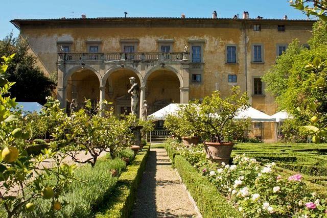 Artigianato e palazzo giunge alla xviii edizione cultura for Giardino firenze