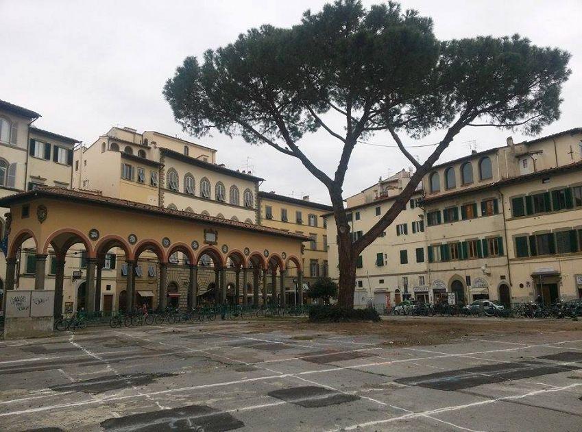 Il futuro di piazza dei ciompi il sindaco nardella for Piazza dei ciompi