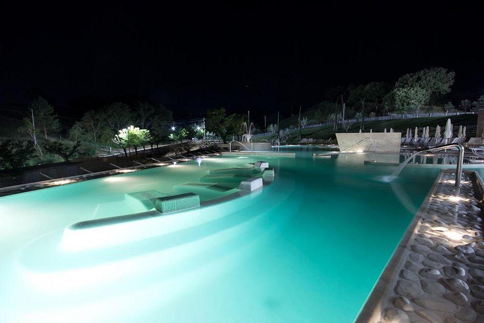 Nuove piscine termali a chianciano cultura turismo - Piscine termali abano aperte al pubblico ...