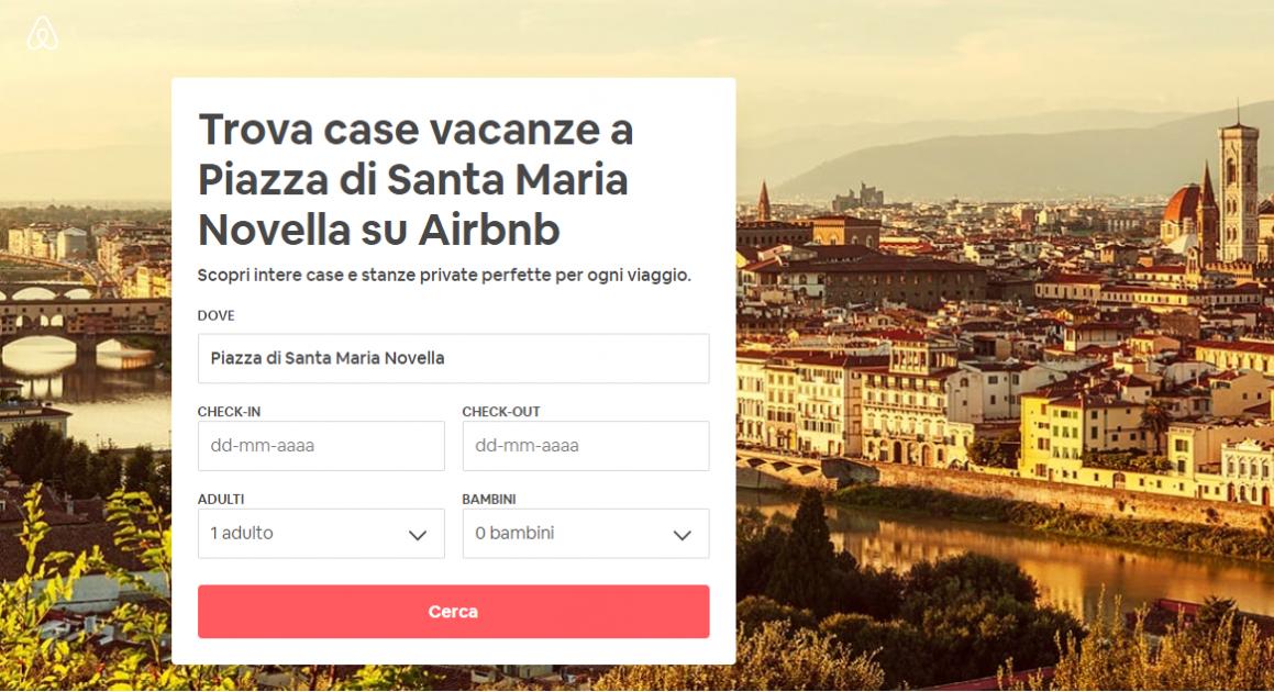 Tassa di Soggiorno: accordo tra AnciToscana e Airbnb • Nove da Firenze