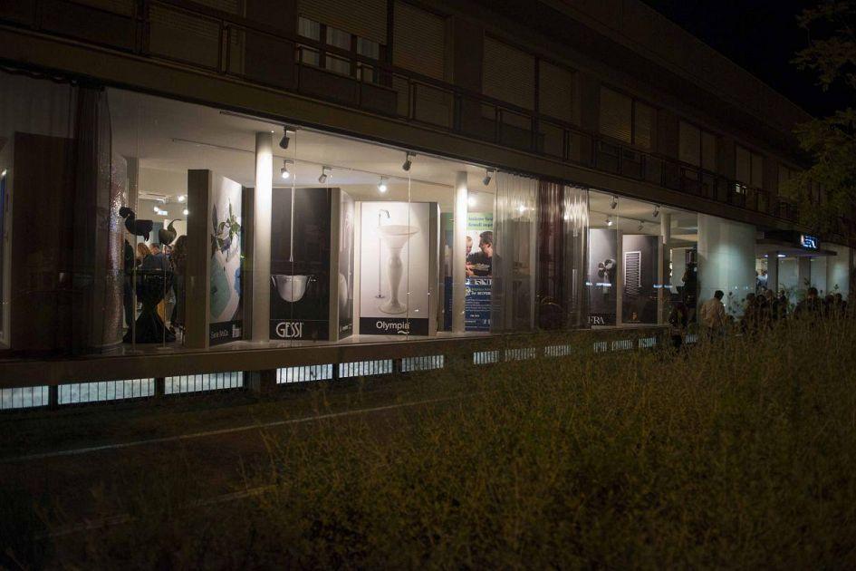 commercio: ieri sera inaugurazione del nuovo showroom di ceramica ... - Berni Arredo Bagno Firenze