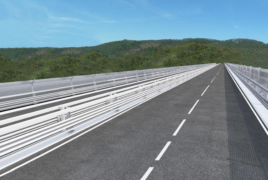 Due mari e78 il nuovo viadotto sul farma sar un cantiere for Decorazione provinciale francese con un budget
