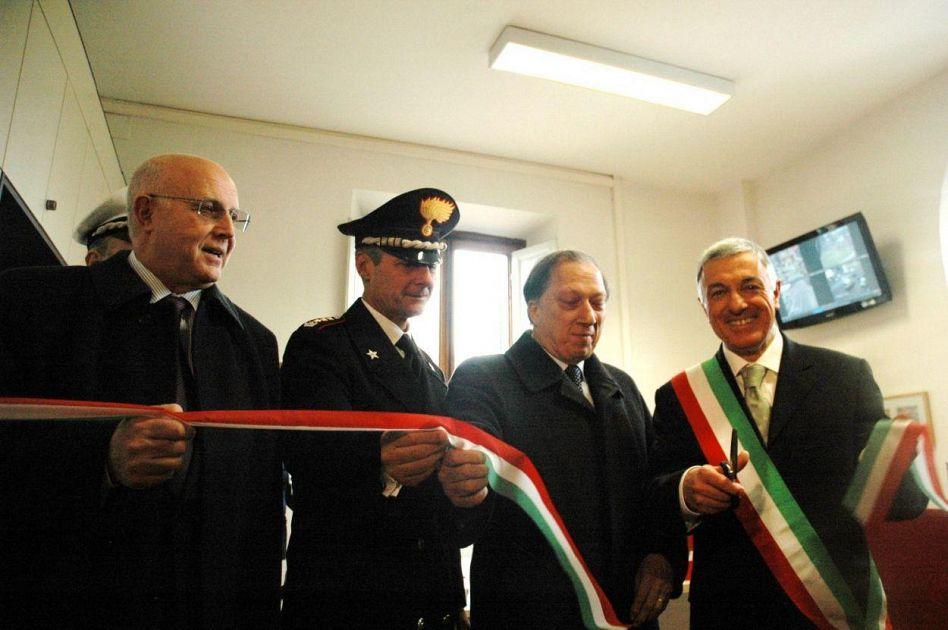 Inaugurata la sala operativa videosorveglianza della polizia municipale cronaca bagno a ripoli - Bagno a ripoli cap ...
