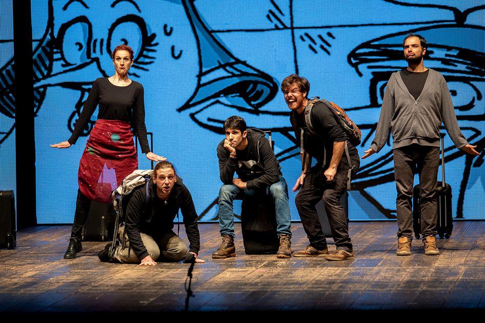 Zerocalcare: Kobane Calling on stage apre la Stagione del Pacini di Fucecchio - Nove da Firenze