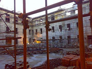 Sant 39 orsola invasa dai cittadini presentato il progetto for Cammina nei piani della dispensa