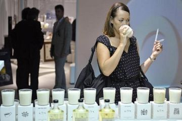 Pitti fragranze i francesi ora i profumi li comprano a for Fragranze francesi
