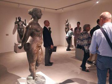 """""""Marino Marini. Passioni visive"""" e """"Miró e Marino. I colori del Mediterraneo"""" aperte fino al 7 gennaio 2018"""