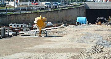 Tramvia riapre il doppio senso in via del sansovino nuovo asfalto in viale europa problemi - Bagno a ripoli cap ...
