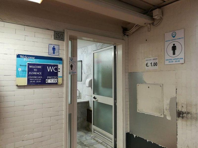 Santa maria novella toilette a pagamento quanto costa - Bagni a pagamento ...