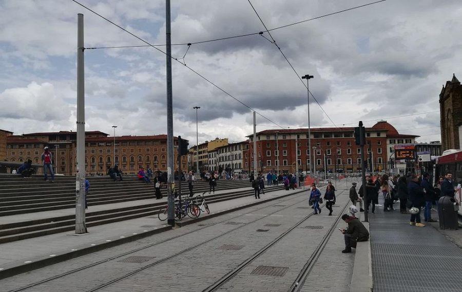 Tramvia Il Futuro Di Firenze Chi Ha Fatto Palo Nove